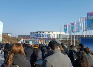 patronat de turisme a la fira ITB de berlin