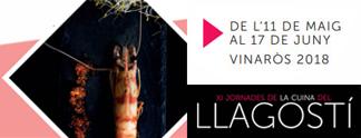 Jornades de la Cuina del Llagostí Vinaròs 2018