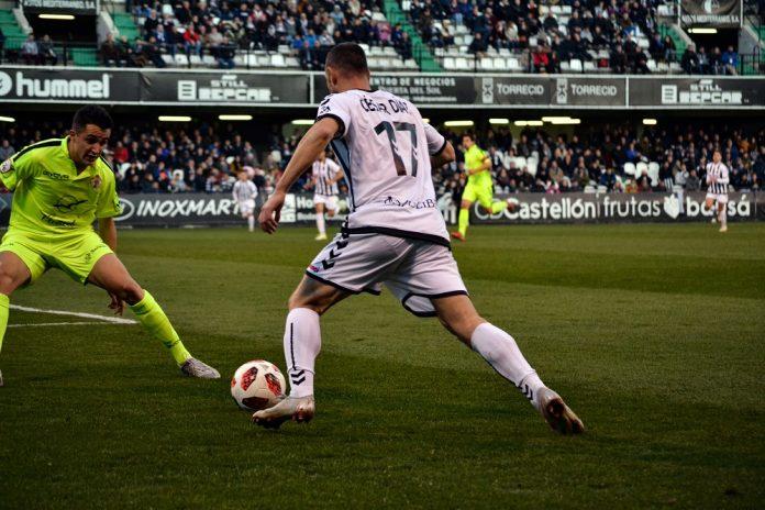Castellón guanya a l'Ontinyent