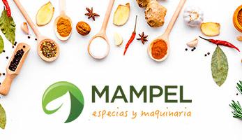 Especias y maquinarias Mampel