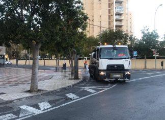 Neteja Platja San Joan d'Alacant