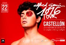 Alfred Garcia actuarà en l'Auditori de Castelló