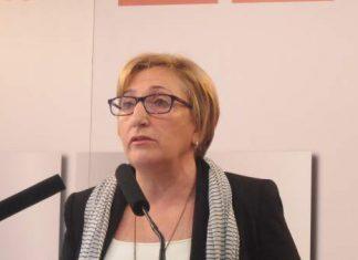 La consellera valenciana de Sanitat