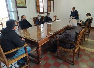 Fernando Navarro implica a les comunitats de regants de Castelló