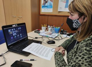 Ribera participa en la jornada 'Aprenentatges de la covid-19' amb motiu del Dia Internacional de les Persones amb Discapacitat