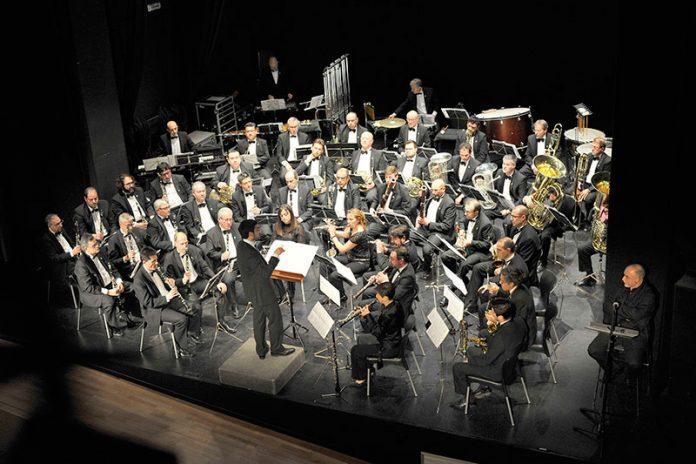La Banda Municipal de Castelló reprèn dimarts pròxim la programació de concerts